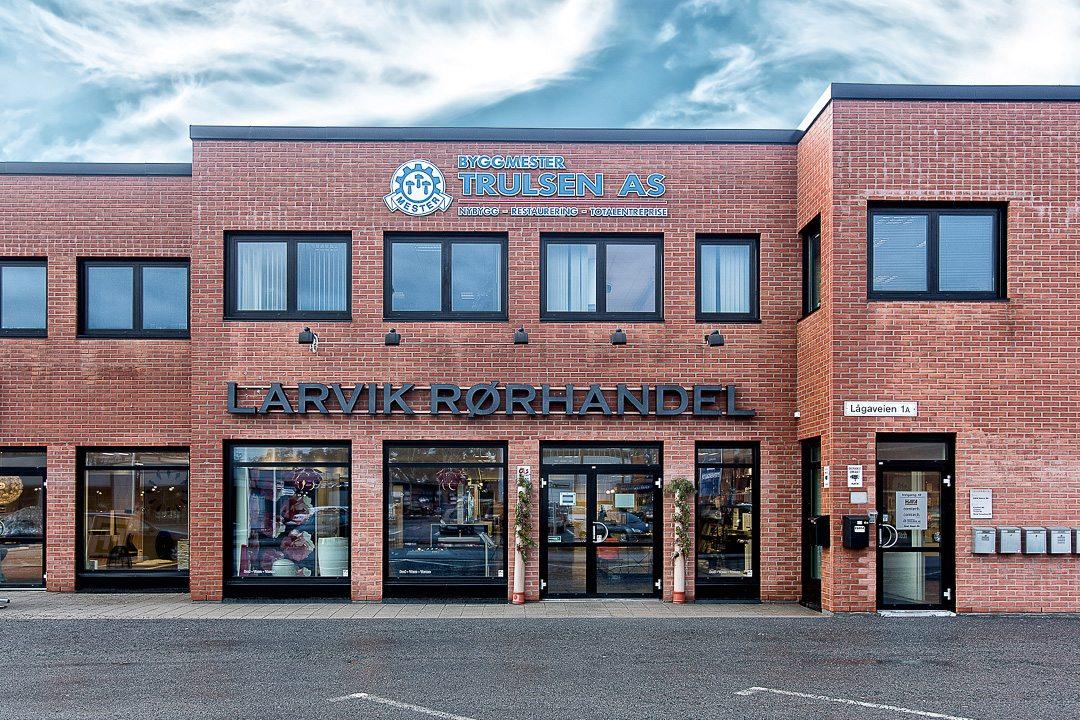 Butikk Larvik Rørhandel
